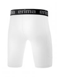 ERIMA Kinder / Herren Elemental Tight kurz weiß (+3% Zusatzrabatt)