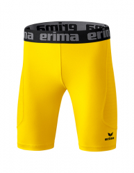 ERIMA Kinder / Herren Elemental Tight kurz gelb