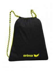 ERIMA Turnbeutel neon gelb/schwarz (2% Zusatzrabatt bei Vorkasse ab 200,00 ¤ Bestellwert)