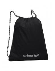 ERIMA Turnbeutel schwarz (2% Zusatzrabatt bei Vorkasse ab 200,00 ¤ Bestellwert)