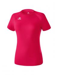 ERIMA Frauen PERFORMANCE T-Shirt magma