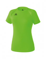 ERIMA Frauen PERFORMANCE T-Shirt green gecko