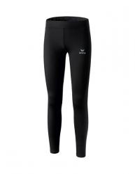 ERIMA Damen Performance Winterlaufhose schwarz
