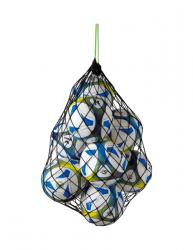 ERIMA Ballnetz für 10 Bälle schwarz/green