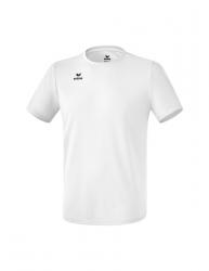 ERIMA Kinder / Herren Funktions Teamsport T-Shirt Casual Basics new white