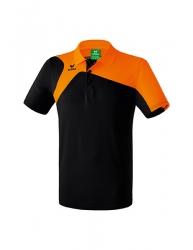 ERIMA Club 1900 2.0 Polo schwarz/orange