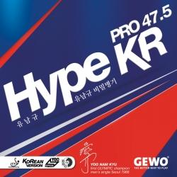 GEWO Belag Hype KR Pro 47.5