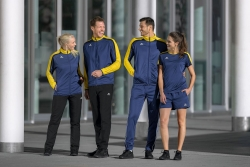Erima Set Liga 2.0 (Anzug, Trikot und Short)