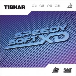 Tibhar Belag Speedy Soft XD (Kurznoppe)
