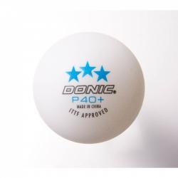 Donic Ball P40+ *** 72er