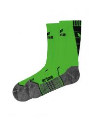 ERIMA Trainingssocken green/schwarz