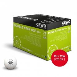 GEWO Ball Double Star SLP 40+ 10x 72er (720 Bälle)