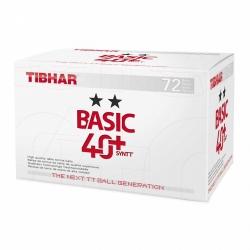 Tibhar Ball Basic **40+ SYNTT 72er