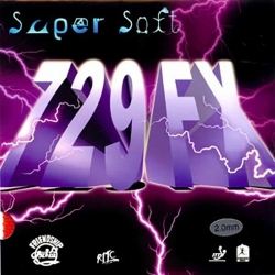 Friendship Belag 729 FX Super Soft