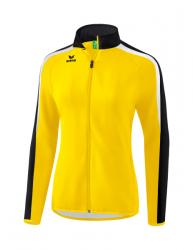ERIMA Damen Liga 2.0 Präsentationsjacke gelb/schwarz/weiß