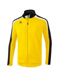 ERIMA Kinder / Herren Liga 2.0 Trainingsjacke LIGA LINE 2.0 gelb/schwarz/weiß