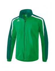 ERIMA Liga 2.0 Allwetterjacke smaragd/evergreen/weiß