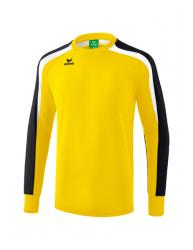 ERIMA Kinder / Herren Liga 2.0 Sweatshirt LIGA LINE 2.0 gelb/schwarz/weiß