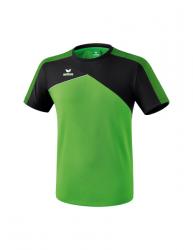 ERIMA Premium One 2.0 T-Shirt green/schwarz/weiß