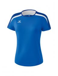 ERIMA Frauen Liga 2.0 T-Shirt LIGA LINE 2.0 new royal/true blue/wei?