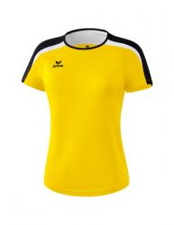 ERIMA Frauen Liga 2.0 T-Shirt LIGA LINE 2.0 gelb/schwarz/wei?