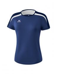 ERIMA Frauen Liga 2.0 T-Shirt LIGA LINE 2.0 new navy/dark navy/wei?