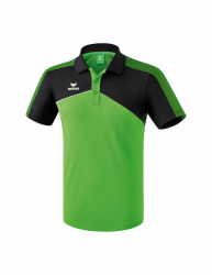ERIMA Kinder / Herren Premium One 2.0 Poloshirt PREMIUM ONE 2.0 green/schwarz/weiß