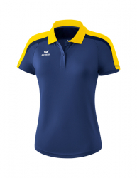 ERIMA Frauen Liga 2.0 Poloshirt LIGA LINE 2.0 new navy/gelb/dark navy