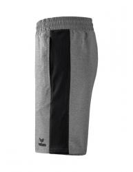 ERIMA Kinder / Herren Premium One 2.0 Shorts PREMIUM ONE 2.0 grau melange/schwarz