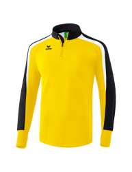 ERIMA Kinder / Herren Liga 2.0 Trainingstop LIGA LINE 2.0 gelb/schwarz/weiß