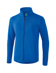 ERIMA Kinder / Herren Sweatjacke new royal