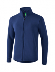 ERIMA Kinder / Herren Sweatjacke new navy