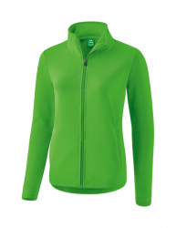 ERIMA Frauen Sweatjacke  green