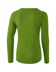 ERIMA Frauen Essential Sweatshirt ESSENTIAL twist of lime/lime pop