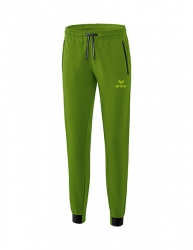 ERIMA Frauen Essential Sweathose ESSENTIAL twist of lime/lime pop