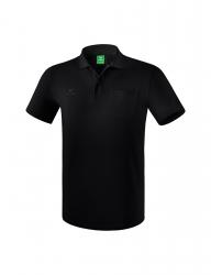 ERIMA Herren Poloshirt mit Brusttasche schwarz