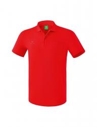 ERIMA Herren Poloshirt mit Brusttasche rot