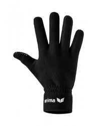 ERIMA Feldspielerhandschuh Fleece schwarz