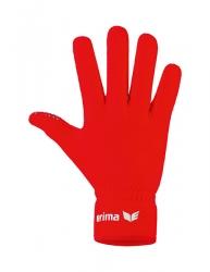 ERIMA Feldspielerhandschuh Fleece rot