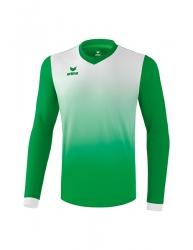 ERIMA Kinder / Herren Leeds Trikot GLASGOW 2.0 smaragd/weiß