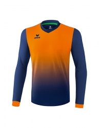 ERIMA Kinder / Herren Leeds Trikot GLASGOW 2.0 new navy/neon orange