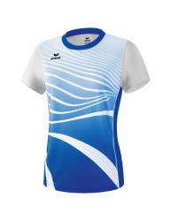 ERIMA Frauen T-Shirt ATHLETIC new royal/weiß