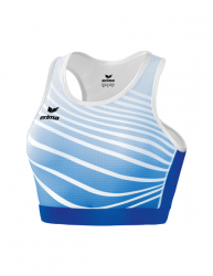 ERIMA Frauen Bra ATHLETIC new royal/weiß