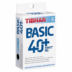 Tibhar Ball Basic 40+ SYNTT NG 6er