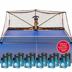 Donic Roboter Newgy Robo-Pong 2055 inkl. 72 Trainingsbälle