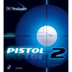 Dr. Neubauer Belag Pistol 2 (Kurznoppe)