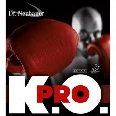 Dr. Neubauer Belag K.O. Pro (halblange Noppe)