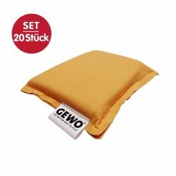 GEWO Set 20x Reinigungsschwamm Slim