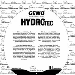 GEWO Set 10x HydroTec Tensor Belagschutzfolie