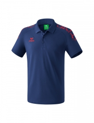 ERIMA Kinder / Herren Graffic 5-C Polo 5-CUBES Basics new navy/rot